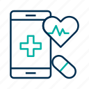app, health, medical