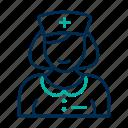 doctor, hospital, nurse, physician icon