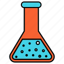 test, tube icon