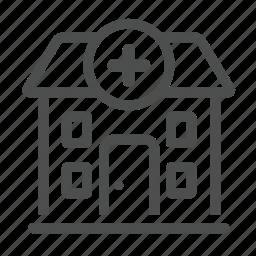 aid, care, clinic, doctor, health, hospital, nurse icon