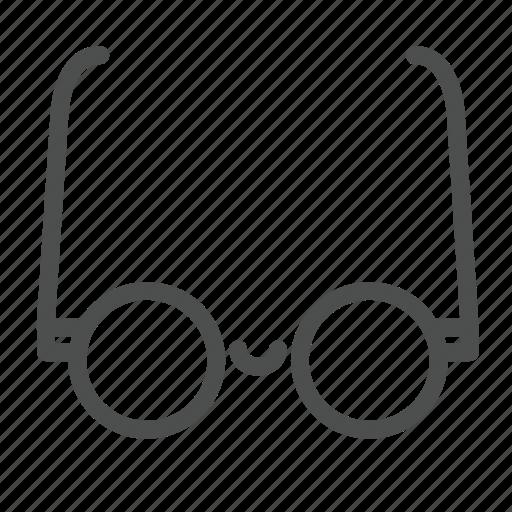doctor, eye, eyes, glasses, health, hospital, sight icon