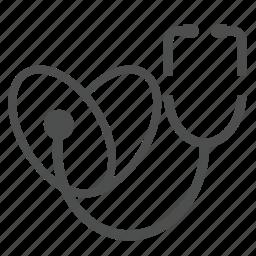 audio, media, medical, multimedia, music, stethoscope, volume icon