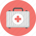 box, care, first-aid kit, hospital, medical, medicine, treatment icon