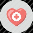 care, health, healthcare, heart, hospital, medical, medicine icon