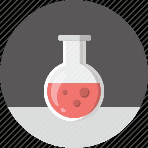 bottle, chemical, lab, laboratory, medical, medicine icon
