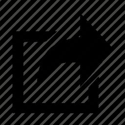 move, order, request icon