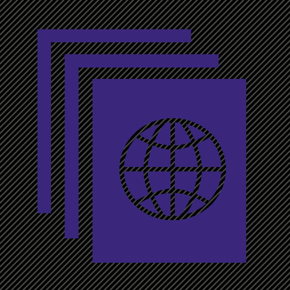 documents, online icon