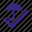 eligibility, insurance icon