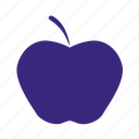 apple, diet, dietry, health, nutrition icon