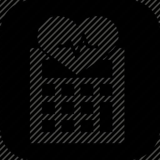 bmi, calculator, health icon