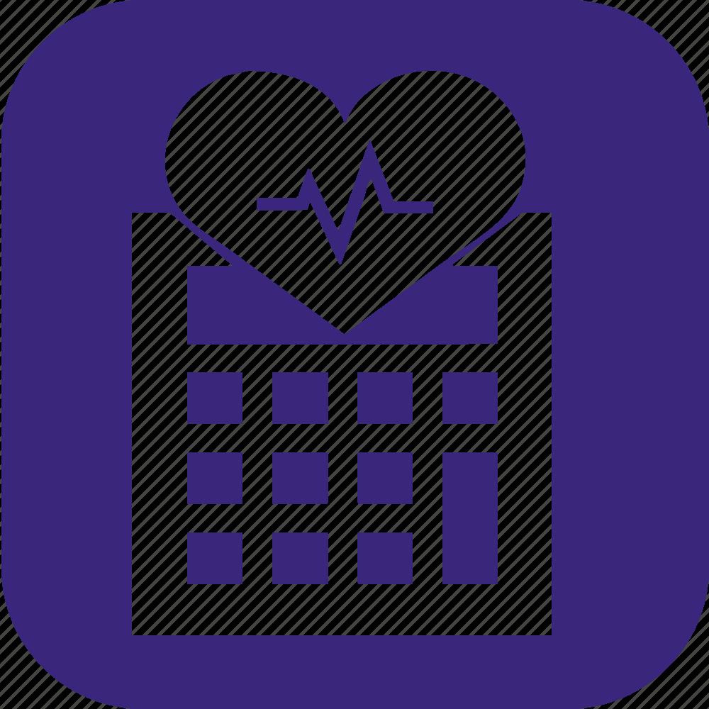 calc, health, modules icon