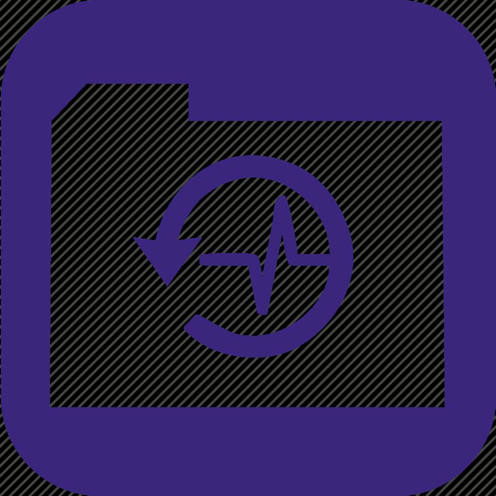 hostory, medical, modules icon