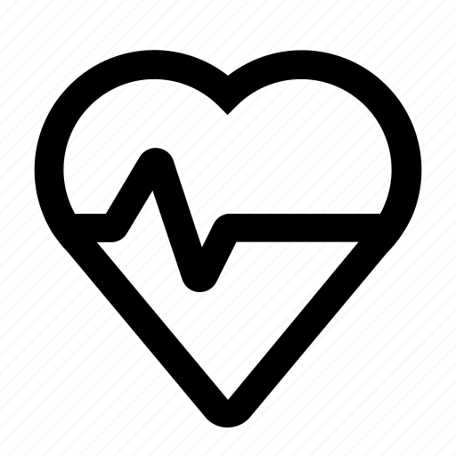 cardiogram, doctor, heart, medicine, nurse, rate, surgery icon
