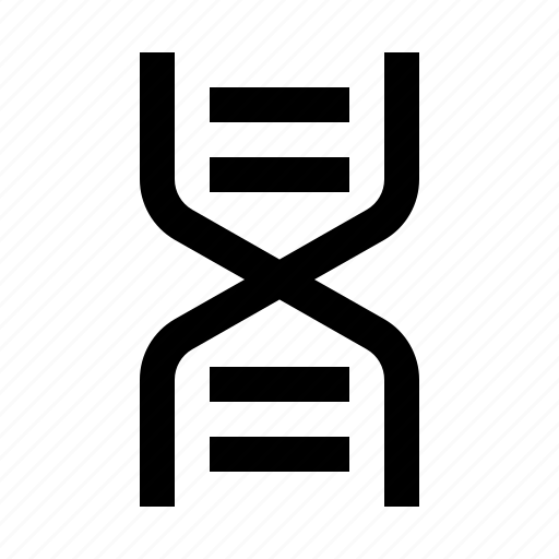 dna, genetics, health, medical, medicine, molecule, test icon