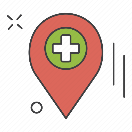 aid, care, health, medical, navigation, science icon