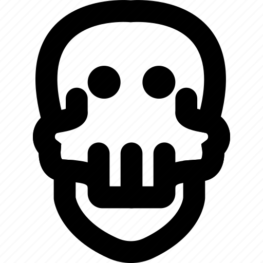Health, healthcare, medical, skull icon - Download on Iconfinder