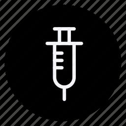 drug, healthcare, hospital, medication, medicine, pharmaceutical, syringe icon