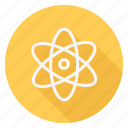 atomic, drug, healthcare, hospital, medication, medicine, pharmaceutical icon