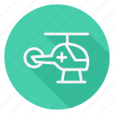 drug, healthcare, helicopter, hospital, medication, medicine, pharmaceutical icon