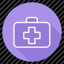 drug, first aid kit, healthcare, hospital, medication, medicine, pharmaceutical icon