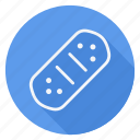 drug, healthcare, hospital, medication, medicine, pharmaceutical, plaster icon