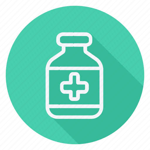 drug, healthcare, medicine, pharmaceutical, pills, syrup, tablets icon