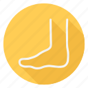 drug, healthcare, hospital, leg, medication, medicine, pharmaceutical icon