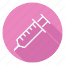 drug, healthcare, hospital, medication, medicine, pharmaceutical, syringe icon