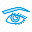 eye, eyesight, ophthalmology icon