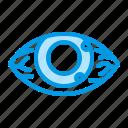 cataract, eye, glaucoma, ophthalmology icon