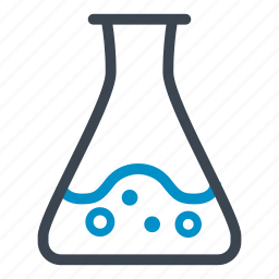 chemical, chemistry, experiment, medical, science, test tube icon