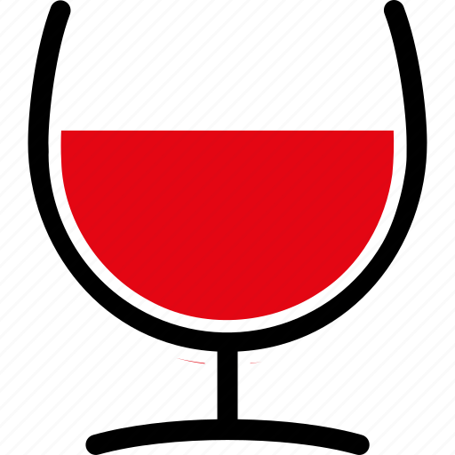delicious, drink, glass, liquid, solution, syrup, wine icon