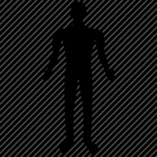 anatomy, customer, human body, man, patient, person, user icon