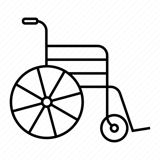 handicap, handicapped, medical, medicine, wheelchair, wheelchair accessible icon