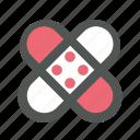 bandage, healthcare, injury, medical, plaster