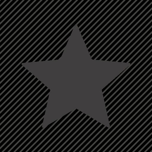 Star, shiny, sparkle, wye, reward, quality icon