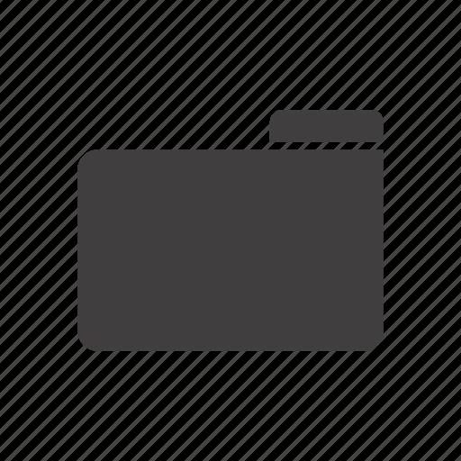 case, document, file, folder, portfolio, stationery icon