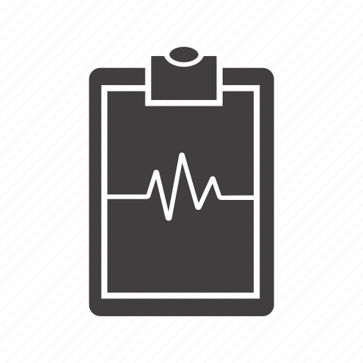 Cardio, cardiogram, cardiology, examination, heartbeat, rhythm icon - Download on Iconfinder