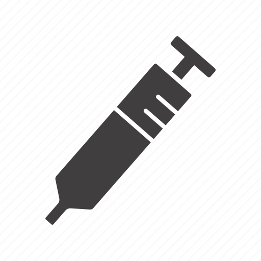 injection, injector, jab, prick, syringe icon