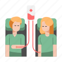 blood, blood donation, charity, donation, donor, health, transfusion icon