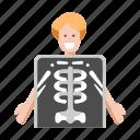 film, health, hospital, medical, scan, x-ray, xray icon