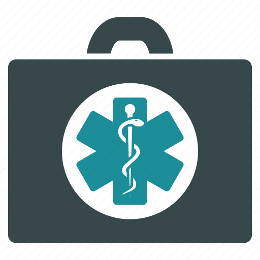 ambulance, box 911, doctor bag, emergency, first aid, medical help, medicine icon
