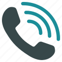 call, communication, contact, dial, phone number, ring, telephone icon