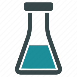 chemical, chemistry, flask, lab, laboratory, retort, tube icon