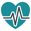 cardiogram, cardiology, diagnosis, ecg, health, heart pulse, heartbeat icon