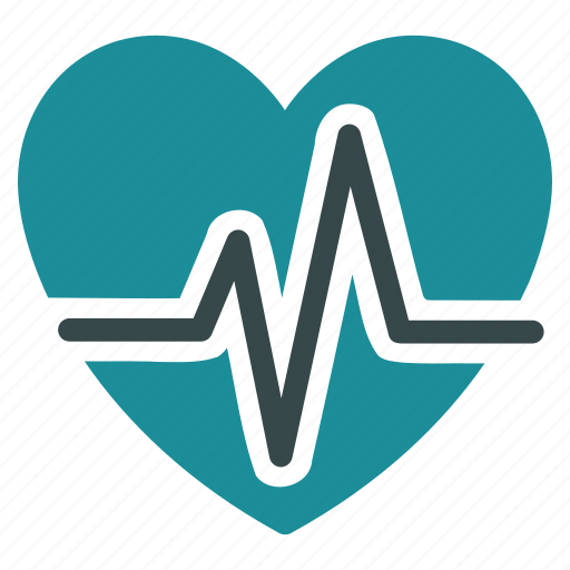 cardiogram, cardiology, diagnosis, ecg, health, heart pulse, heartbeat icon