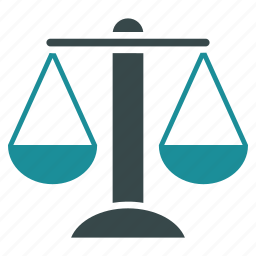 balance, compare, judge, law, measure, scale, weight icon
