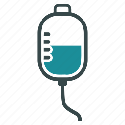 clinic, dropper, emergency, healthcare, hospital, therapy, treatment icon
