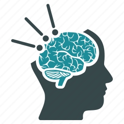 anatomy, brain, head, human, mind, operation, surgery icon