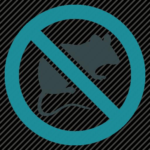 deratisation, deratization, mouse, poison, rat, rodent, sanitary icon